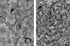 pattern #9 , #1